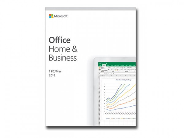 Software Microsoft Office 2019 Home & Business Medialess